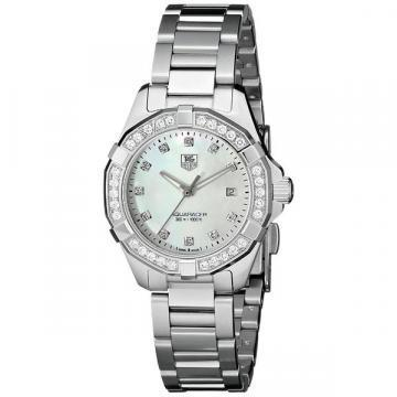 TAG Heuer Aquaracer Watch with Diamonds