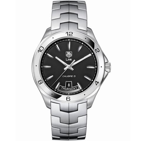 TAG Heuer Link Day-Date Automatic 42mm Watch