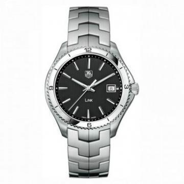 TAG Heuer Link 40mm Black Dial Watch