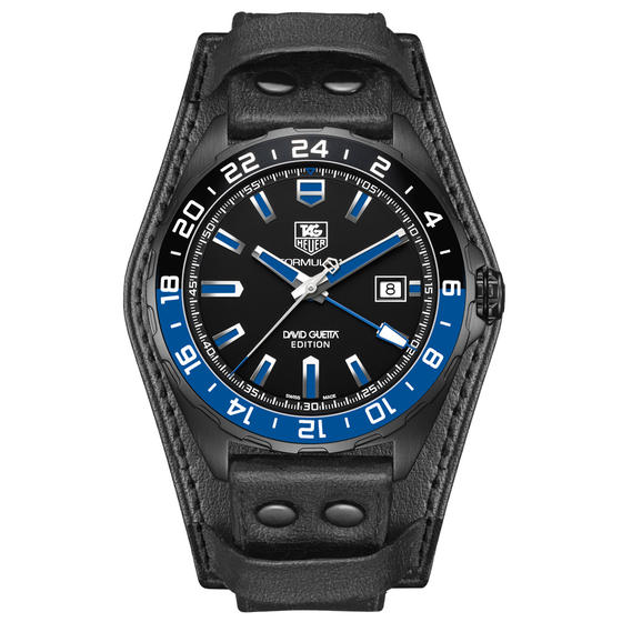 TAG Heuer Formula 1 David Guetta Watch