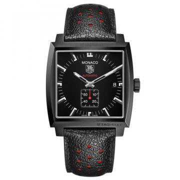 TAG Heuer Monaco Calibre 6 Black Watch