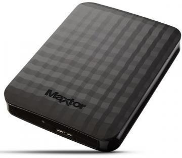 Maxtor M3 Portable USB 3.0 Hard Drive, 500GB