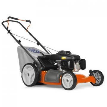 Husqvarna 3-In-1 Push Lawn Mower, High-Wheel, 160cc Engine, 21""
