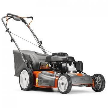Husqvarna Self-Propelled Lawn Mower, 3-In-1, 160cc Engine, 21""