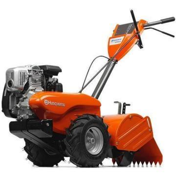 Husqvarna Rear-Tine Tiller, Gas, 208cc Engine, 17""