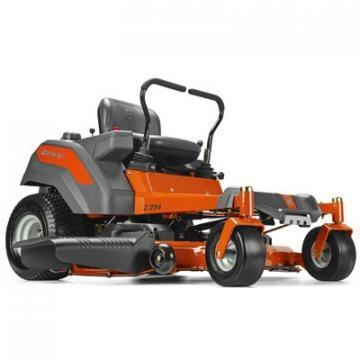 Husqvarna Lawn Tractor, Zero Turn Radius, 24-HP Twin OHV Engine, 54""