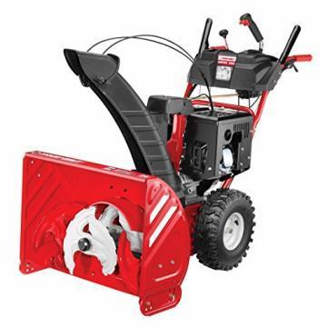 Troy-Bilt Snow Blower, 3-Stage, 357cc Electric-Start Engine, 26""