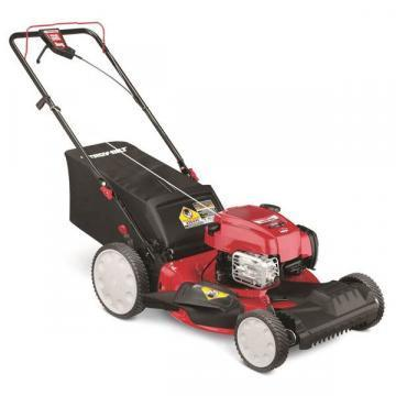 Troy-Bilt Self-Propelled Lawn Mower, 3-In-1, 163cc Engine, 21