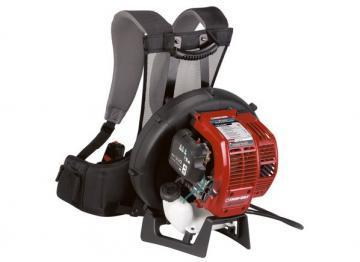 Troy-Bilt Backpack Gas Leaf Blower, 27cc, 150 MPH