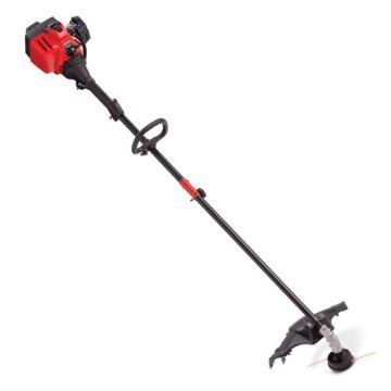 Troy-Bilt Gas String Trimmer, Straight Shaft, 25cc, 17""