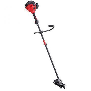 Troy-Bilt Brushcutter, Gas 25cc Engine, Straight Shaft, 18