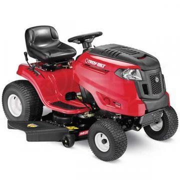 "Troy-Bilt Riding Lawn Tractor, 540cc Engine, CVT Transmission, 46"" Deck"