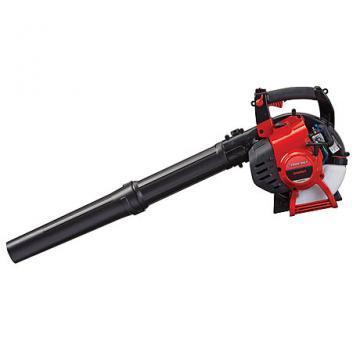 Troy-Bilt Gas Leaf Blower, 2-Cycle, 27cc Engine