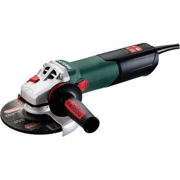 "Metabo 13-Amp Paddle-Switch Angle Grinder with 6"" Wheel"