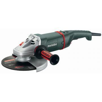 "Metabo 15-Amp Trigger-Switch Angle Grinder with 7"" Wheel"