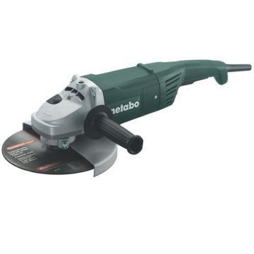 "Metabo 15-Amp Trigger-Switch Angle Grinder with 7"" Wheel Dia."