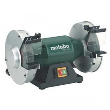 "Metabo 1 HP Bench Grinder, 120V, 1 Phase, 7.5A, 10"" Wheel"