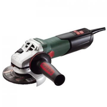 "Metabo 13-Amp Trigger-Switch Angle Grinder with 5"" Wheel"