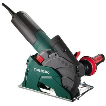 "Metabo 10-Amp Slide-Switch Angle Grinder with 5"" Wheel"