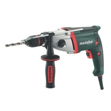 "Metabo Hammer Drill Kit, 1/2"", 6.5A, 0-59000bpm"