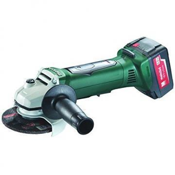 "Metabo 4-1/2"" LTX Cordless Angle Grinder Kit, 18V, 8000 No Load RPM"
