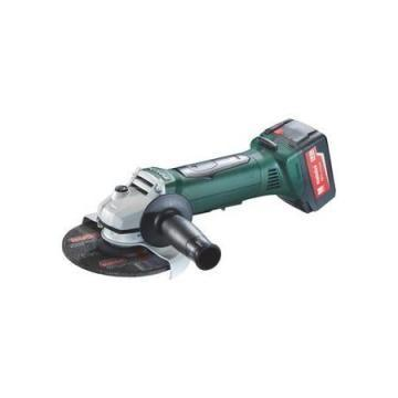 "Metabo 6"" LTX Cordless Angle Grinder Kit, 18V, 8000 No Load RPM"