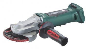 "Metabo 5"" LTX Cordless Angle Grinder Kit, 18V, 8000 No Load RPM"