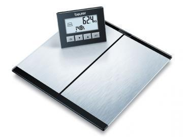 Beurer BG 64 Diagnostic bathroom scale with USB