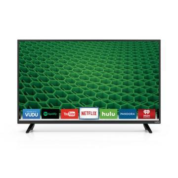 "Vizio D-Series 40"" Class Full‑Array LED Smart TV"