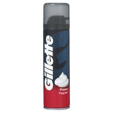 Gillette Shaving Foam Regular