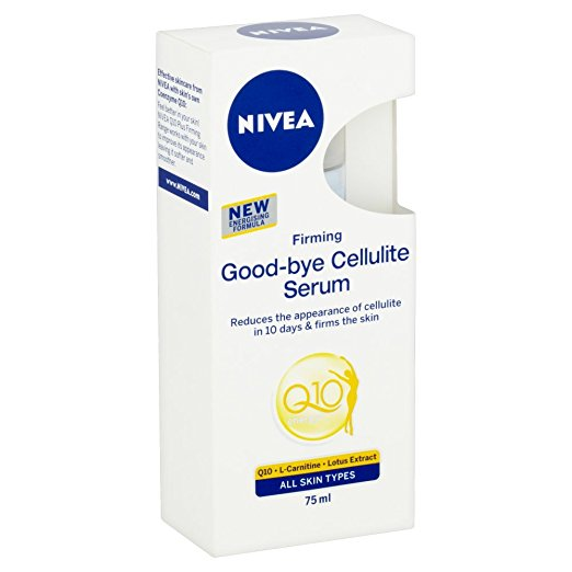 Nivea Q10 Energy Plus Firming Good-Bye Cellulite Serum, 75ml