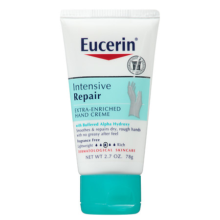 Eucerin Dry Skin Intensive Hand Cream 5% Urea with Lactate