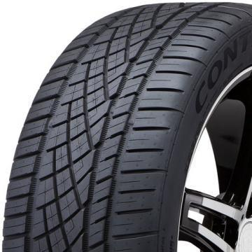 Continental ExtremeContact DWS06 215/45ZR17 91W Performance Radial Tire