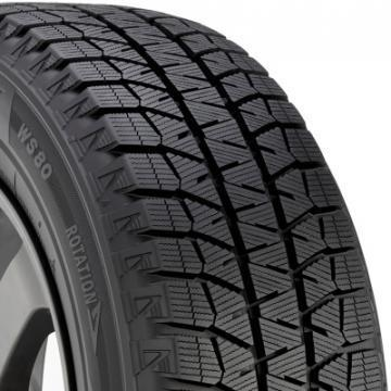 Bridgestone Blizzak WS80 185/55R15 82H Winter Radial Tire