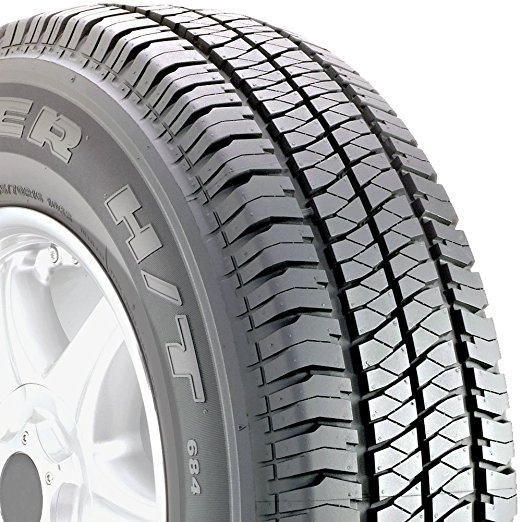 Bridgestone Dueler H/T D684 II 245/70R17 108S All-Season Radial Tire