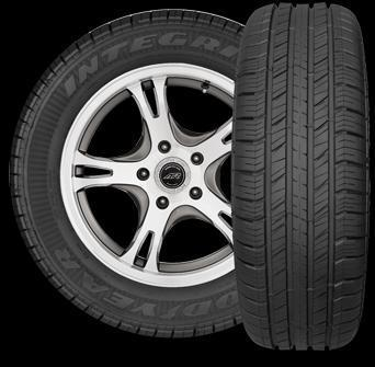 Goodyear Integrity 235/70R16 104SR All-Season Radial Tire
