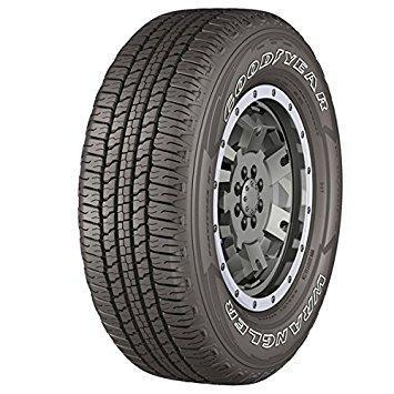 Goodyear Wrangler Fortitude HT 265/70R16 112T All-Season Radial Tire