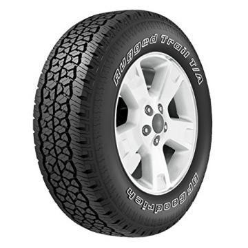 BFGoodrich Rugged Trail T/A LT245/75R17/E 121R Radial Tire