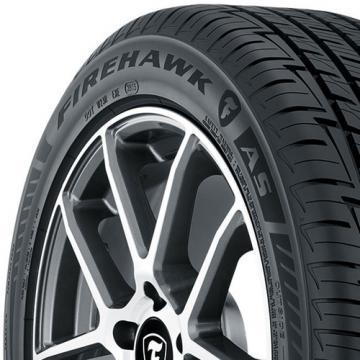 Firestone Firehawk AS 245/50R19 105V All-Season Radial Tire