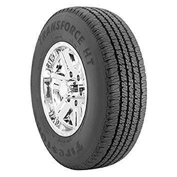 Firestone Transforce HT 225/75R17 116R All-Season Radial Tire