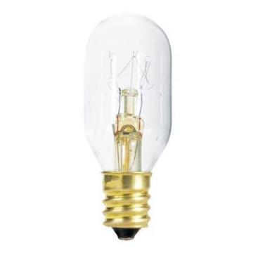 Westinghouse 15E T-7 Clear Appliance Bulb