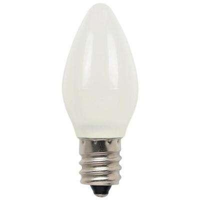 Westinghouse 7W C7 E12 Night-Light White Bulb