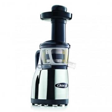 Omega VRT382 Heavy Duty Dual-Stage Vertical Single Auger Low Speed Juicer