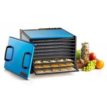 Excalibur D900RB 9-Tray Color 26-Hour Timer Radiant Blueberry Dehydrator