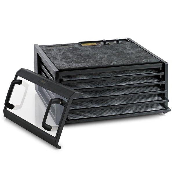 Excalibur 3526TCDB 5-Tray 26-Hour Timer Clear Door Dehydrator