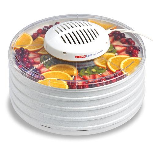 Nesco FD-37 Clear Cover Food Dehydrator