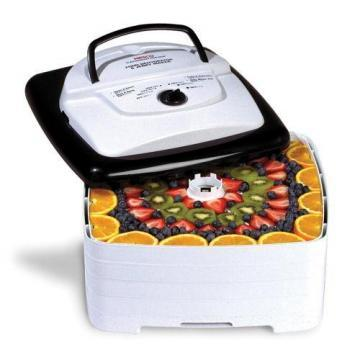 Nesco FD-80 Snackmaster Square Food Dehydrator