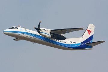 Xian MA600 Turboprop Airliner