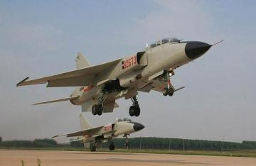 Xian JH-7 FBC-1 Flying Leopard Fighter/Bomber Aircraft