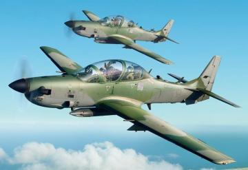 Embraer EMB 314 / A-29 Super Tucano Light Attack Aircraft